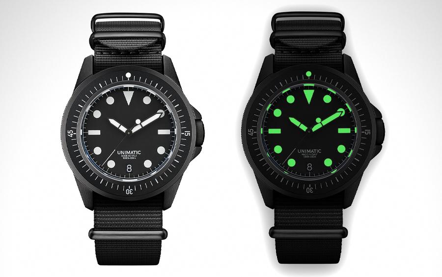 UNIMATIC U1-FDN Tactical Watch