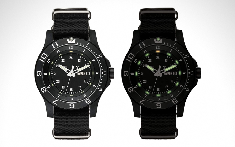traser P66 Tactical Mission Watch