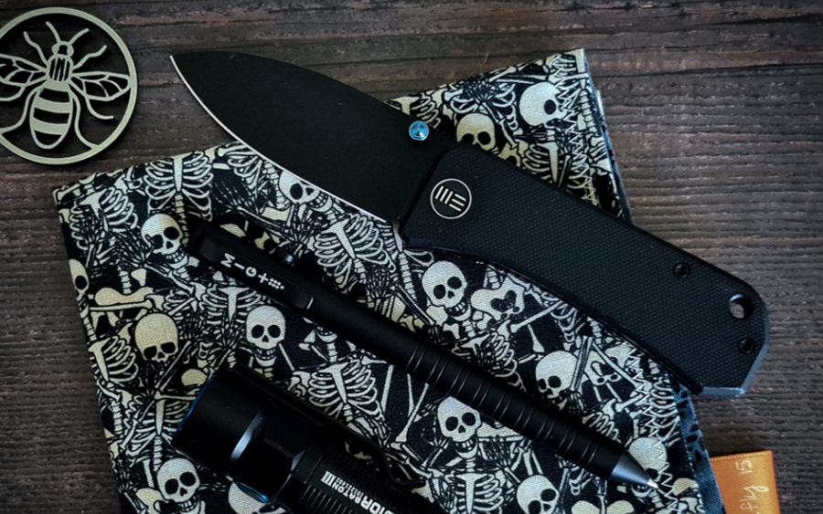 WE Knife Banter