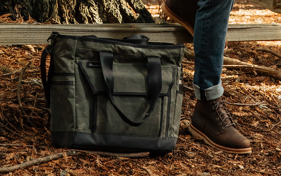 Mission Workshop Drift Tote Huckberry Exclusive