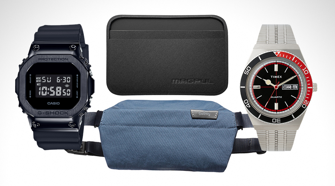 Our Favorite EDC Gear Deals at Huckberry's Winter Sale