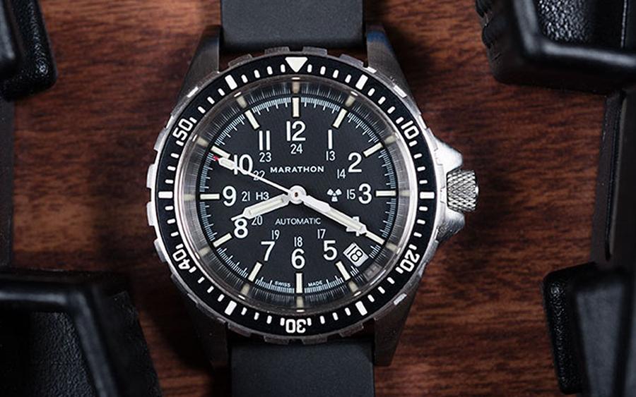 Marathon MSAR Automatic Dive Watch