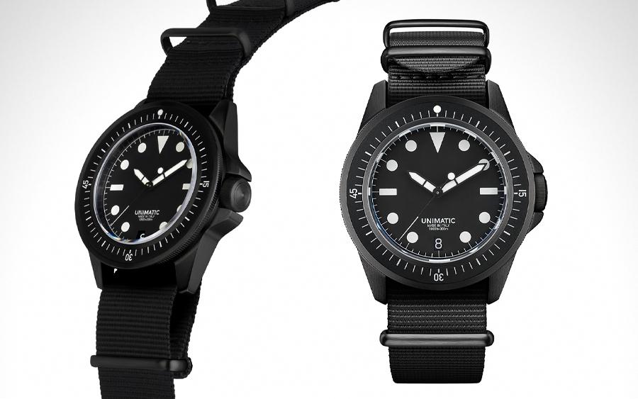 UNIMATIC U1-FDN Dive Watch
