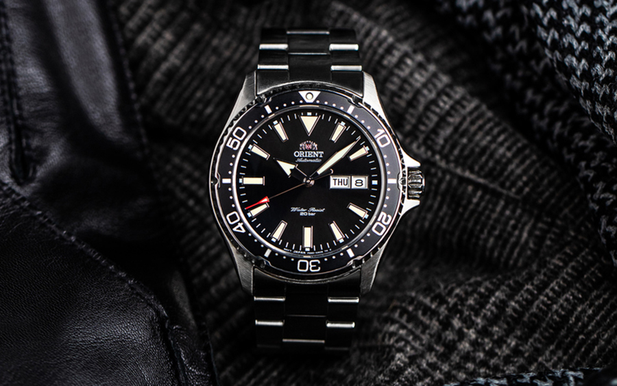 Orient Kamasu Dive Watch