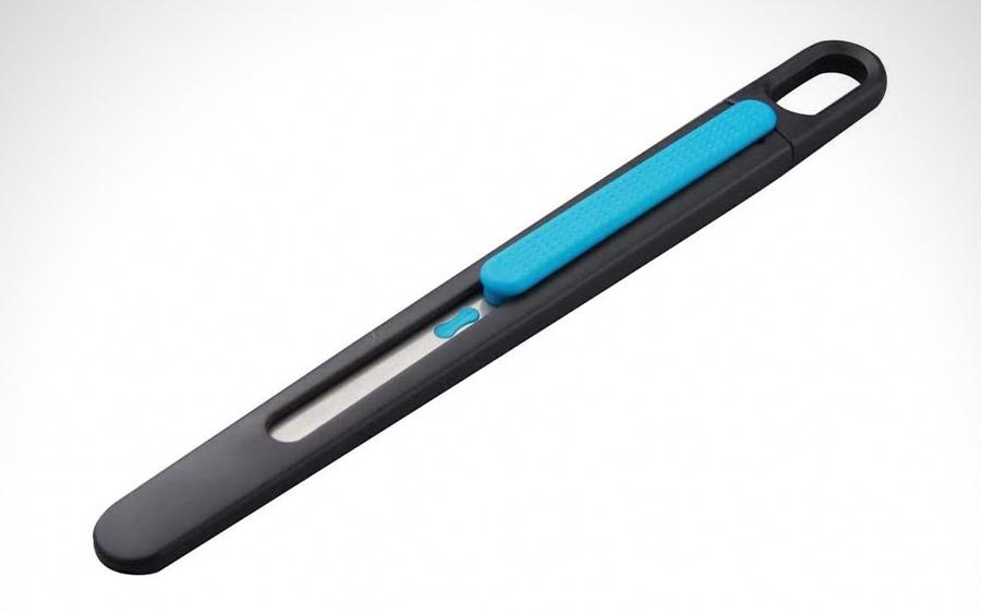 Nova SK-022 Slim Auto-Retract Utility Knife