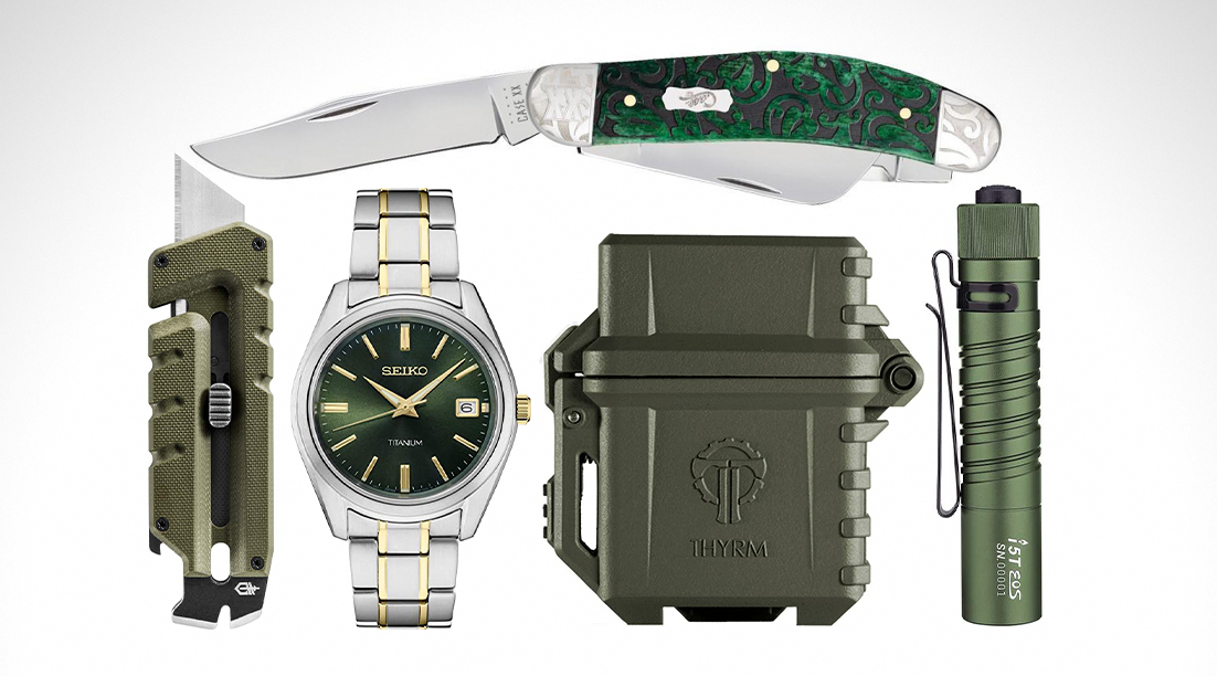 10 Green Essentials to EDC This Spring