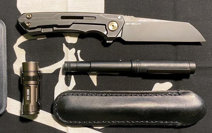 Trending: WE Knife Co. SNECX Mini Buster