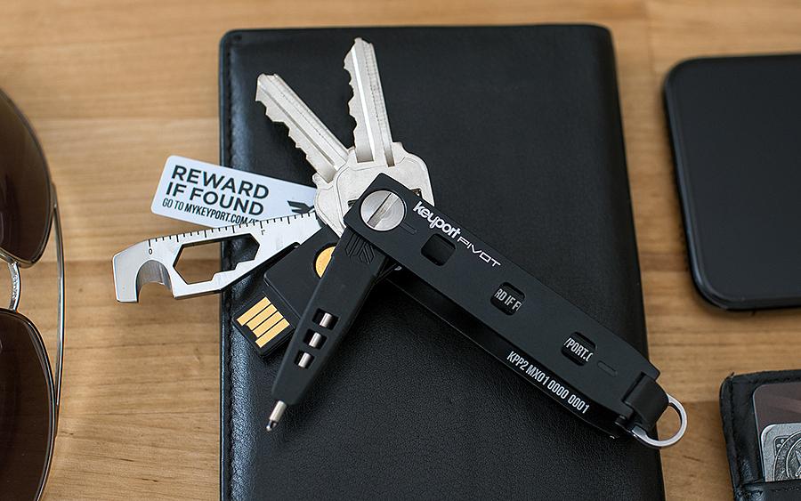 KeyPort Pivot 2.0 Essential Bundle Key Organizer