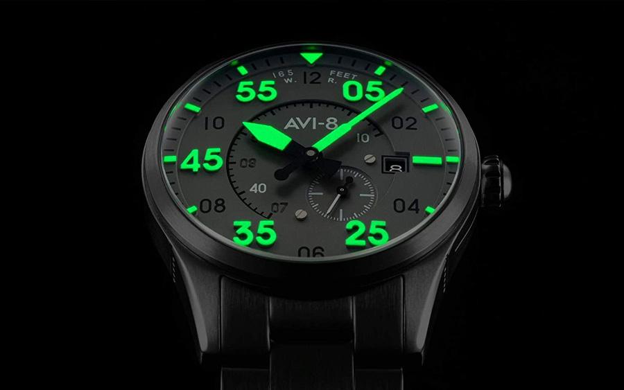 AVI-8 Spitfire Type 300 Watches