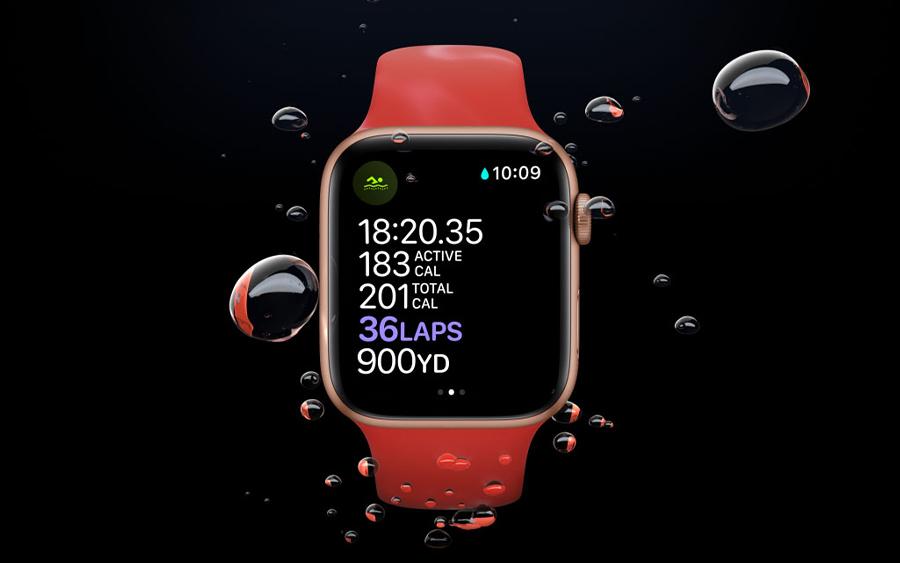 Apple Watch Series 6 Digital Watch