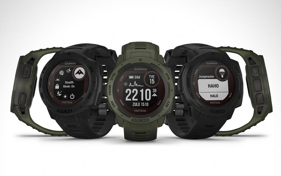 Garmin Instinct Solar Tactical Digital Watch