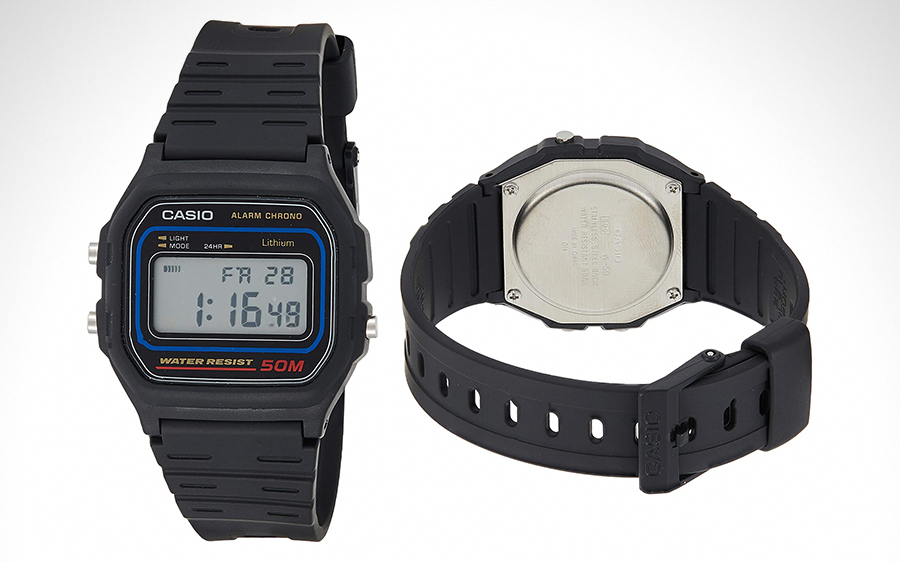 Casio W-59 Digital Watch