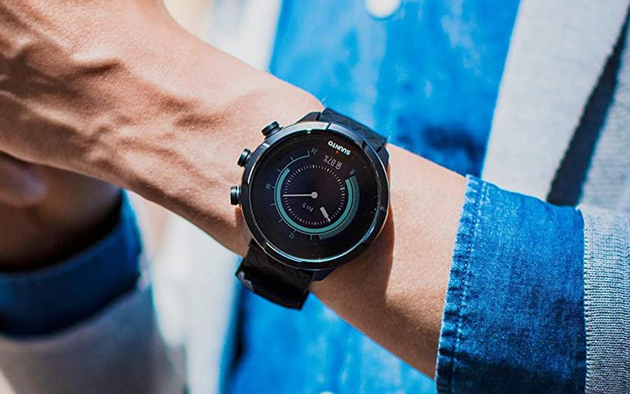Suunto 9 Baro Titanium Digital Watch