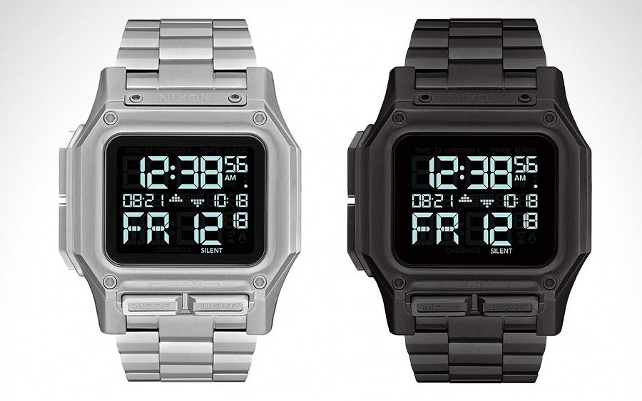 Nixon Regulus SS Digital Watch