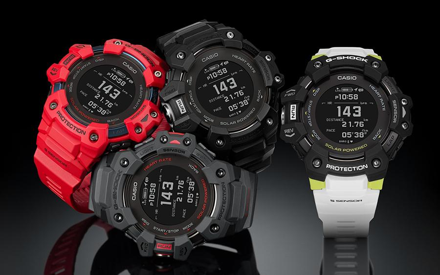 G-SHOCK GBD-H1000-1A7 Digital Watch
