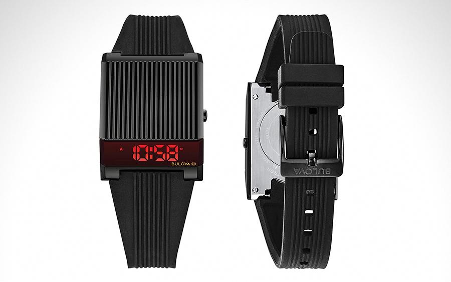 Bulova Archive Series Computron Digital Watch