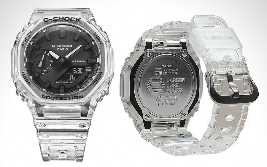 G-SHOCK GA2100SKE-7A Digital Watch