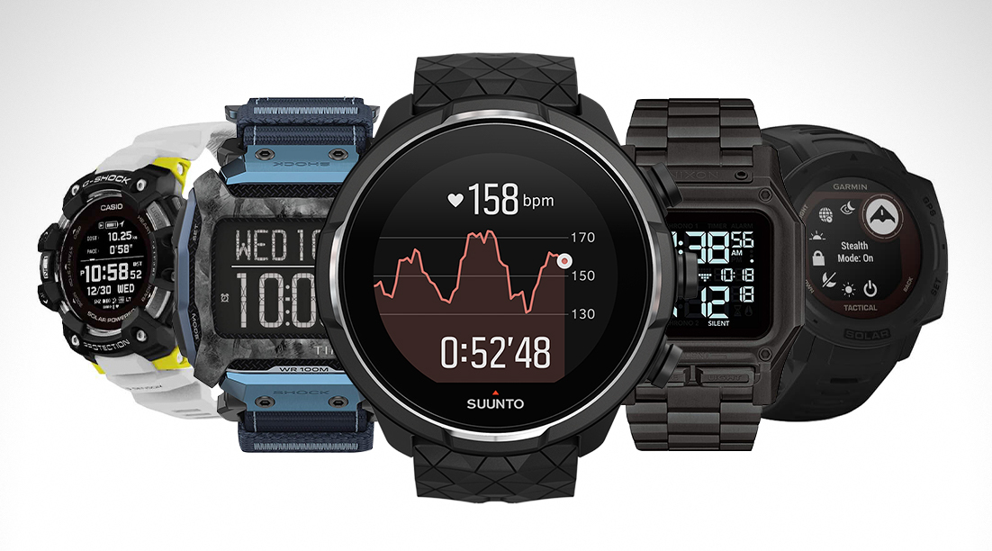 The 10 Best Digital Watches for EDC in 2021