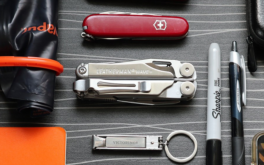Trending: Leatherman Wave+