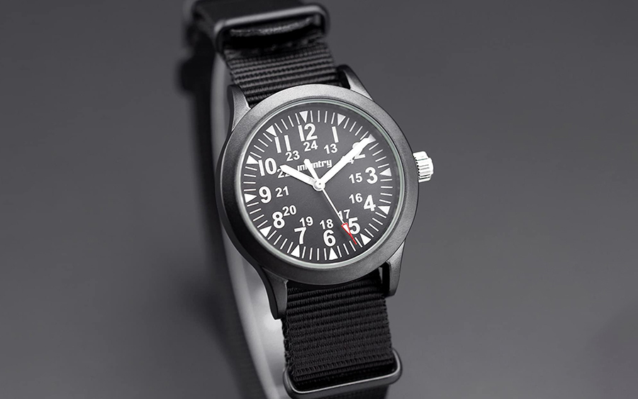 INFANTRY 35mm Field  Military Watch