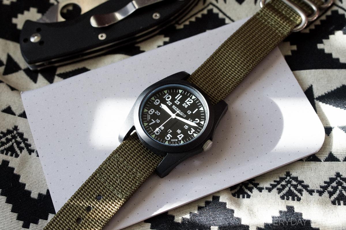 Bertucci A-3P Military Watch