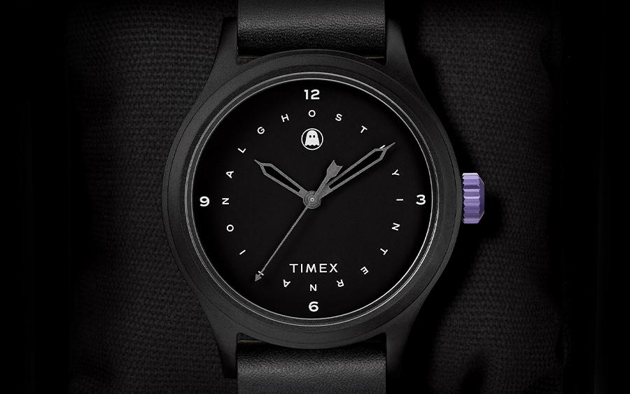 Timex x Ghostly Limited Edition Field Watch