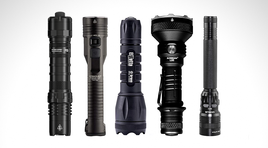 The 10 Best Tactical Flashlights in 2021
