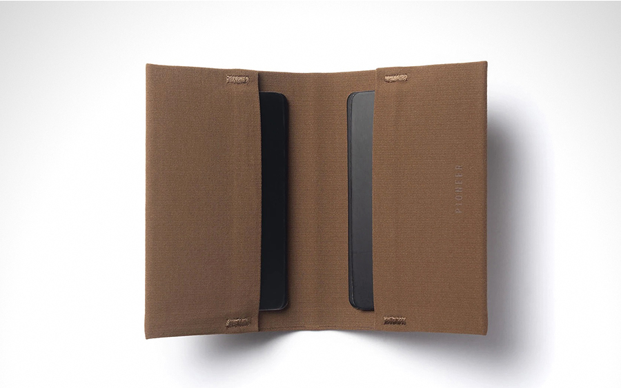 Pioneer Ion Bifold Softshell Card Holder Wallet