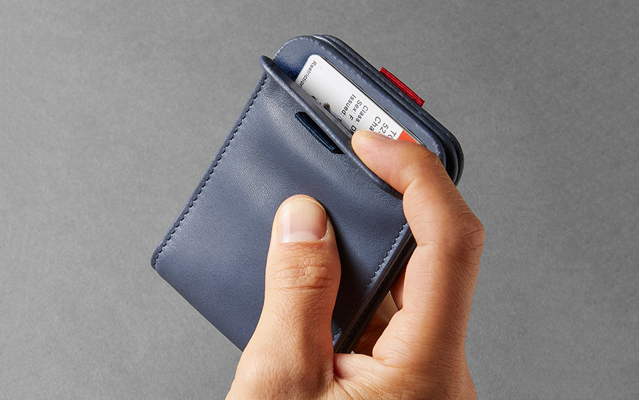 Distil Union Wally Bifold Card Holder Wallet