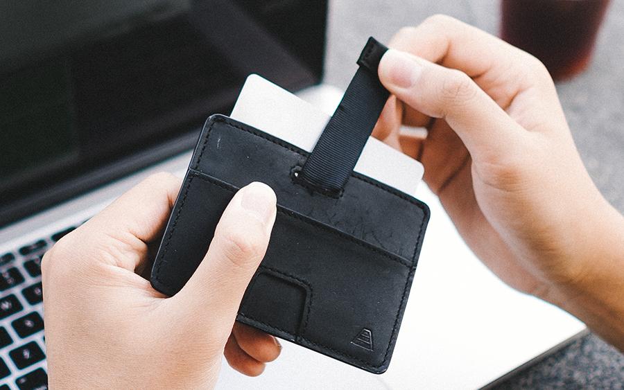 Andar The Turner Card Holder Wallet