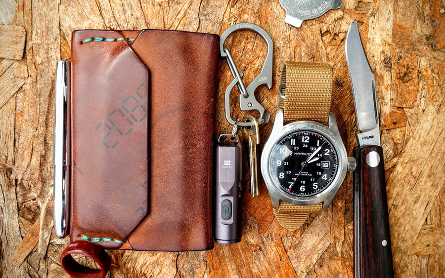 Trending: Craft & Lore Enfold Wallet