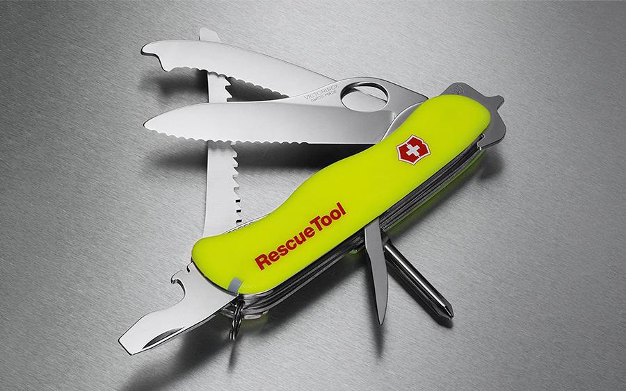Trending: Victorinox Rescue Tool