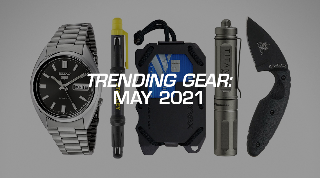 Trending Gear: May 2021