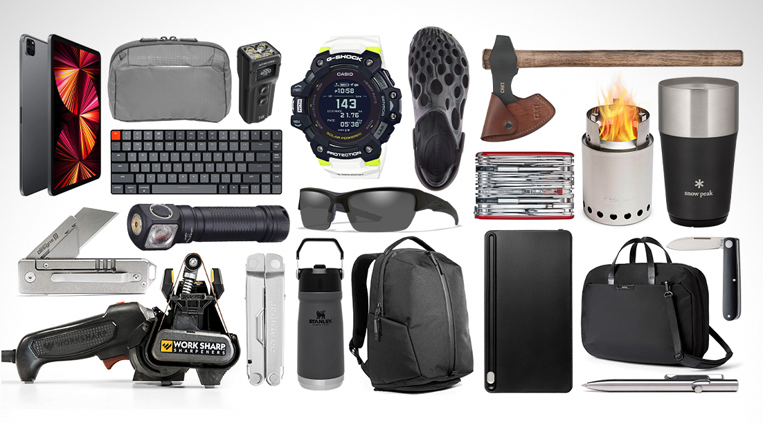 25 Father's Day Gifts for His Everyday Carry 2021
