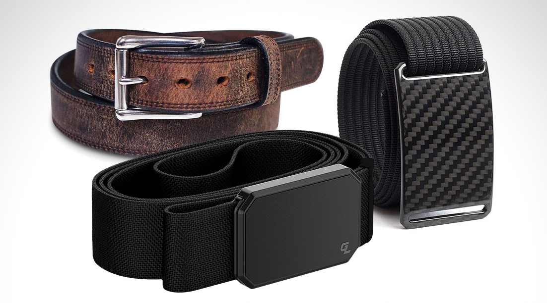 The 11 Best Belts for EDC in 2021