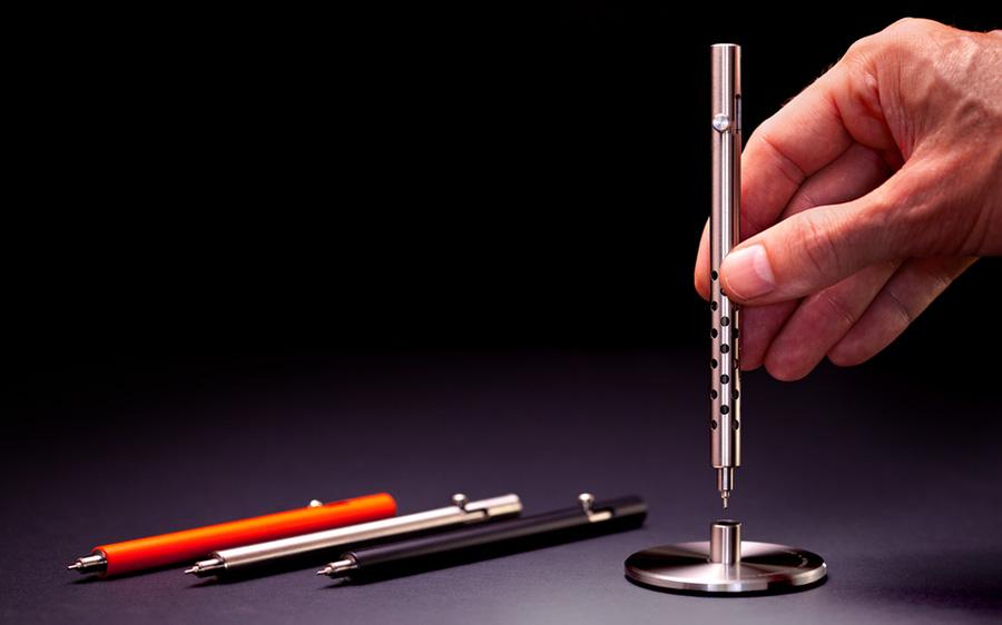 BLANK FORCES Titanium Injector Pen
