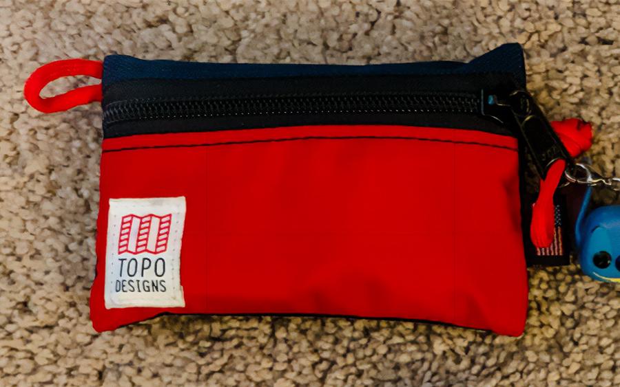 Trending: Topo Designs Micro Accessory Bag