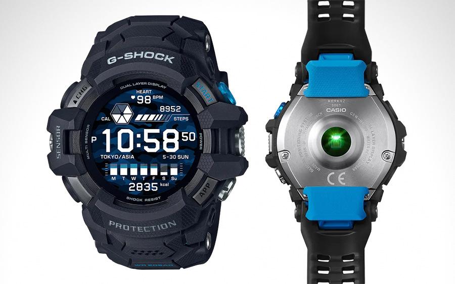 G-SHOCK GSWH1000-1 Smartwatch
