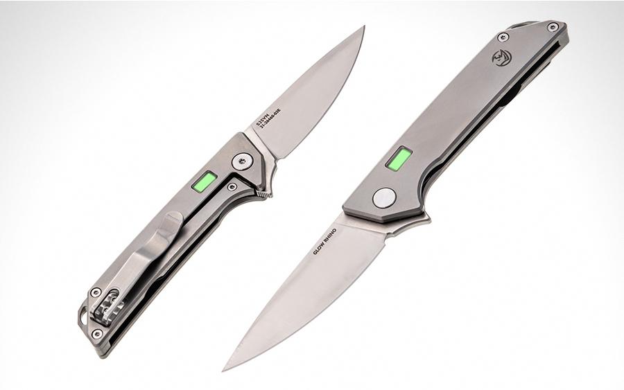 Glow Rhino Reactor Knife