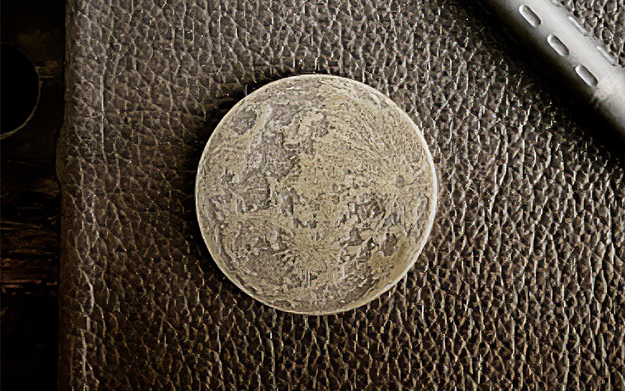 Trending: Shire Post Mint Copper Moon Coin