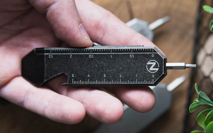 Novel Carry SlideKick EDC Tool