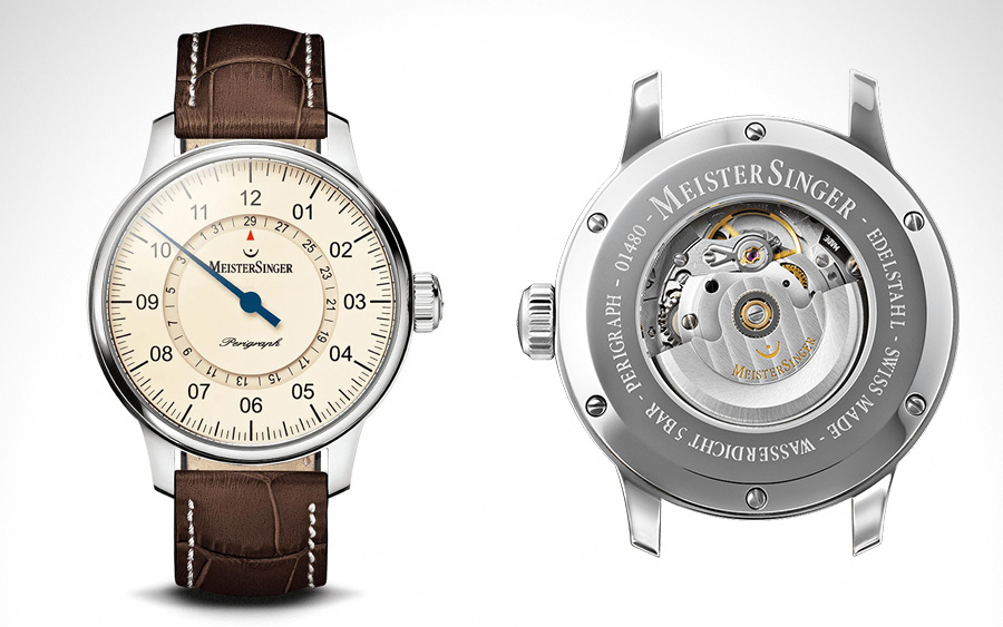 MeisterSinger Perigraph Watch