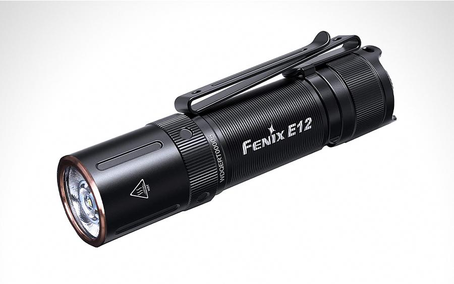 Trending: Fenix E12 V2.0 AA Flashlight