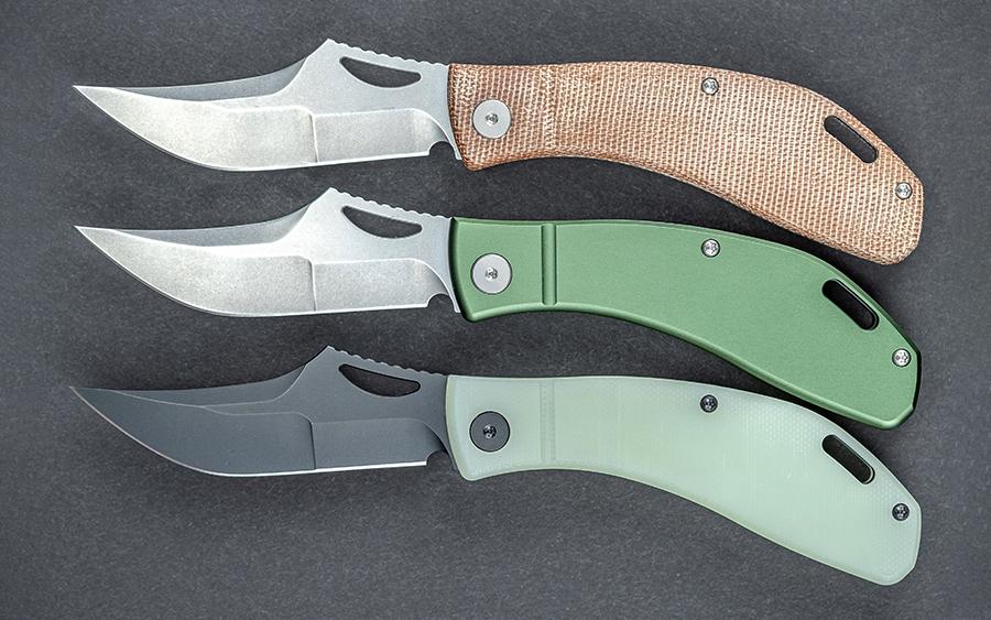 Urban EDC Supply Rekluse-S Knife