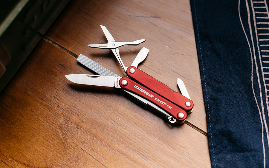 Trending: Leatherman Squirt PS4