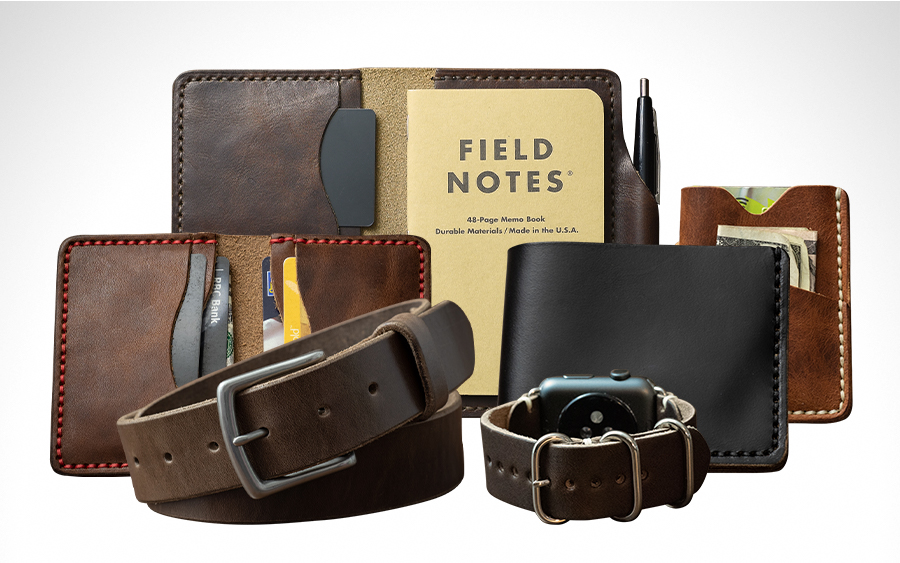Perfect Your Gent's Carry with Popov Leather