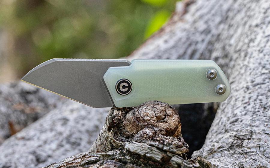 CIVIVI Ki-V Front Flipper Slip Joint Knife