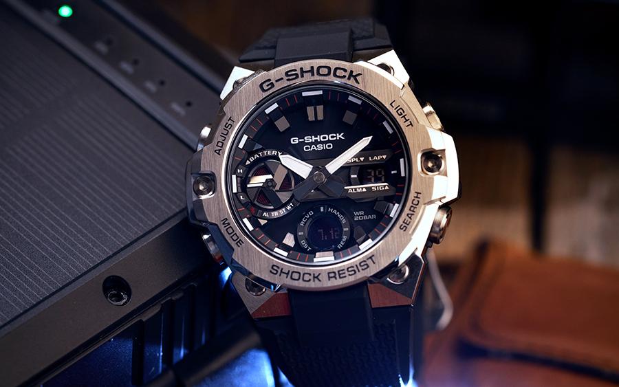 Casio GSHOCK GSTEEL GSTB400