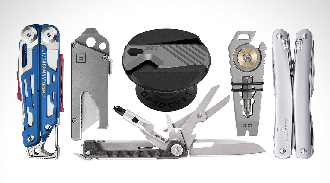 The 20 Best Multi-tools for EDC in 2021