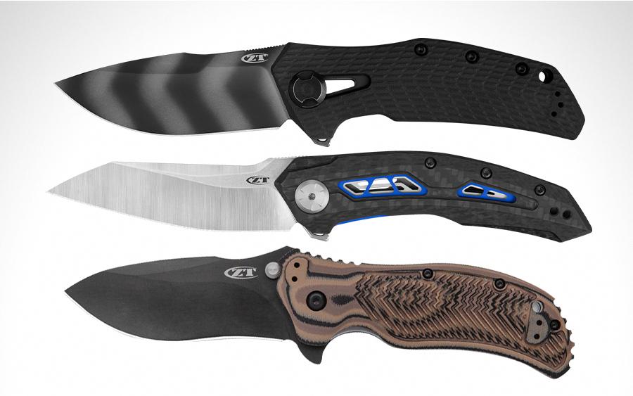 New Zero Tolerance Knives Now Available
